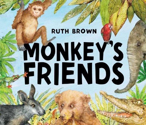 Monkey's Friends: Ruth Brown
