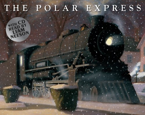 9781849390989: The Polar Express. Written and Illustrated by Chris Van Allsburg