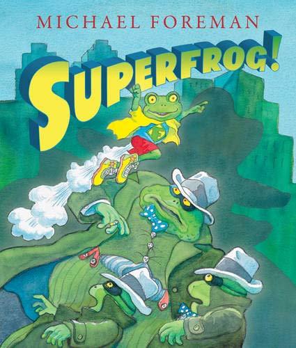 9781849392099: Superfrog!