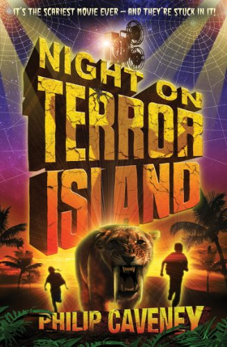 Night on Terror Island: Caveney, Philip
