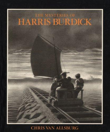 9781849392792: The Mysteries of Harris Burdick. Chris Van Allsburg