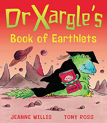 9781849392921: Dr Xargle's Book of Earthlets
