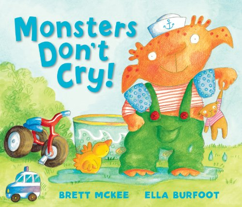 9781849393133: Monsters Don't Cry