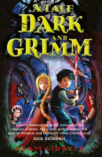 A Tale Dark and Grimm (Grimm series)