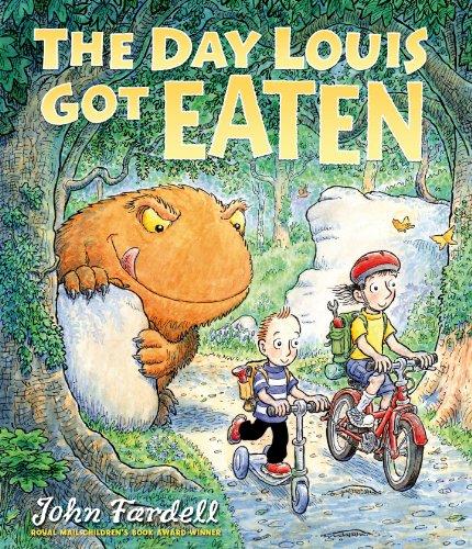 9781849393874: The Day Louis Got Eaten
