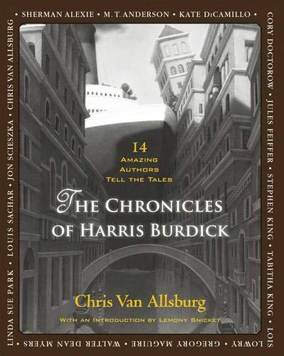 9781849394086: The Chronicles of Harris Burdick