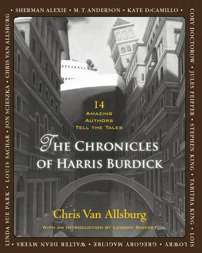 9781849394086: The Chronicles of Harris Burdick