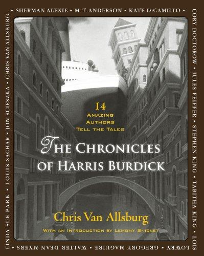 9781849394598: The Chronicles of Harris Burdick