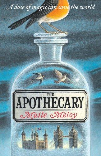 9781849395069: The Apothecary