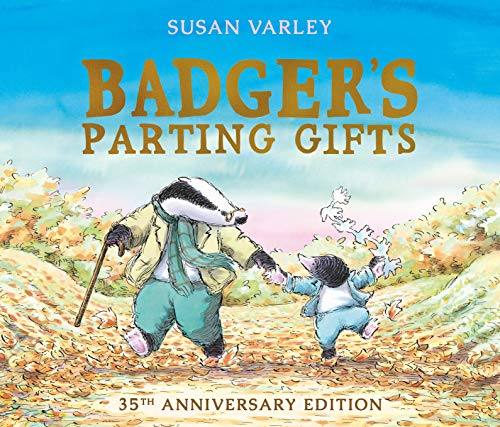 9781849395144: Badger's Parting Gifts