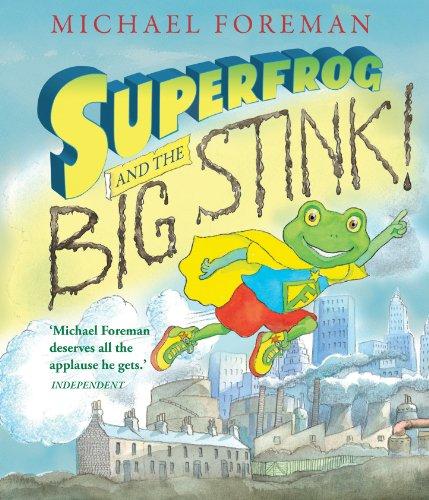 9781849395168: Superfrog and the Big Stink!