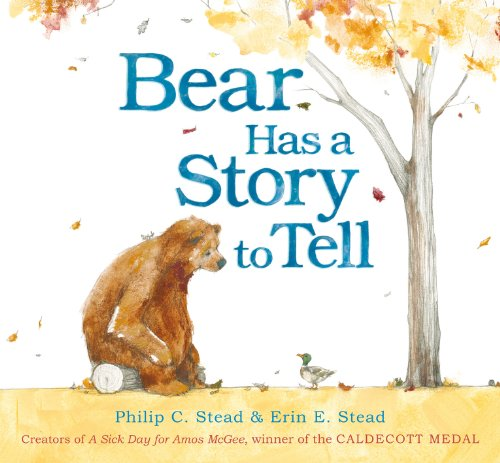 9781849395182: Bear Has a Story to Tell