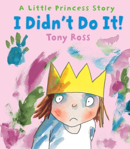 9781849395397: I Didn't Do It!: A Little Princess Story