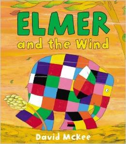 9781849395472: Elmer and the Wind