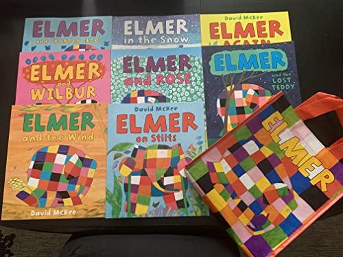 Elmer Again: David Mckee