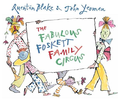 9781849395649: The Fabulous Foskett Family Circus