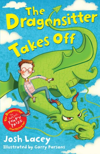 9781849395717: The Dragonsitter Takes Off (The Dragonsitter series)