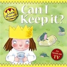 9781849396967: Little princess: Can I keep it?