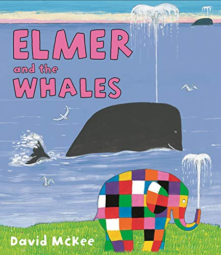 9781849397490: Elmer and the Whales