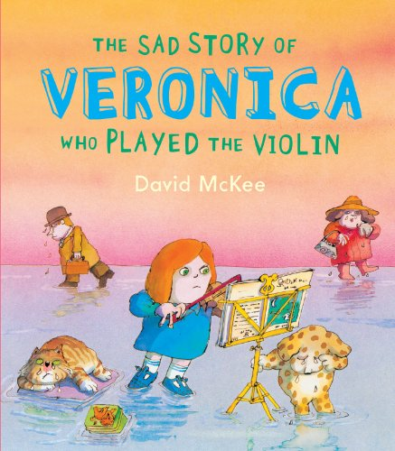 9781849397636: The Sad Story Of Veronica: Who Played The Violin