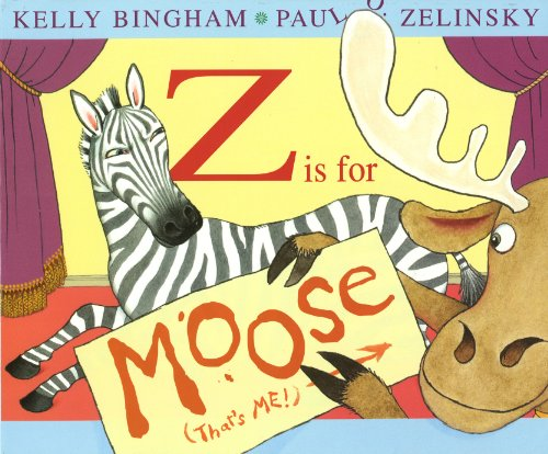 9781849397810: Z is for Moose
