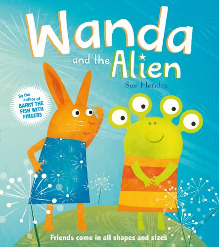 9781849410182: Wanda and the Alien