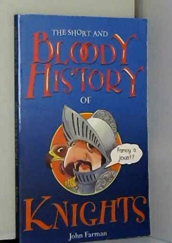 9781849410588: Bloody History of Knights