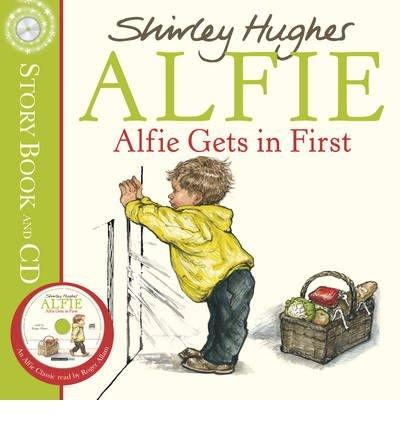 9781849410687: Alfie Gets in First [ALFIE GETS IN 1ST] [Paperback]