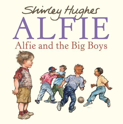 9781849410700: Alfie and the Big Boys