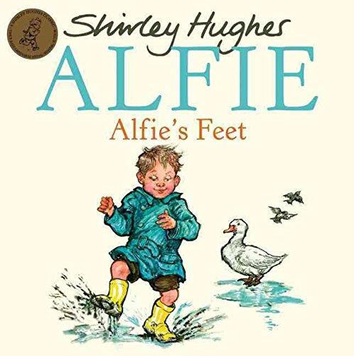 9781849410717: Alfie's Feet