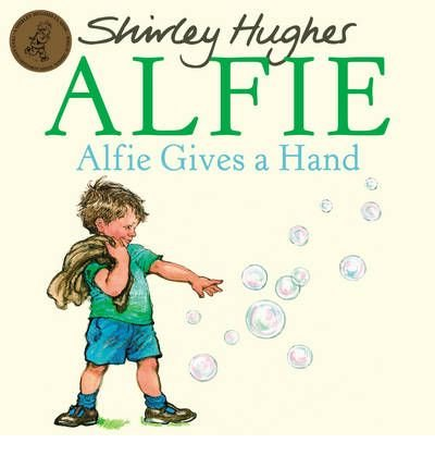 9781849410724: Alfie Gives a Hand   [ALFIE GIVES A HAND] [Paperback]