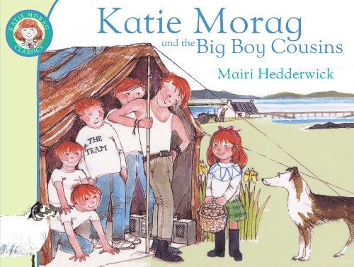 9781849410892: Katie Morag and the Big Boy Cousins