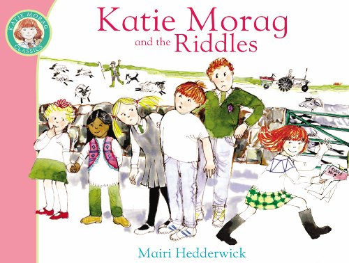 9781849410922: Katie Morag And The Riddles