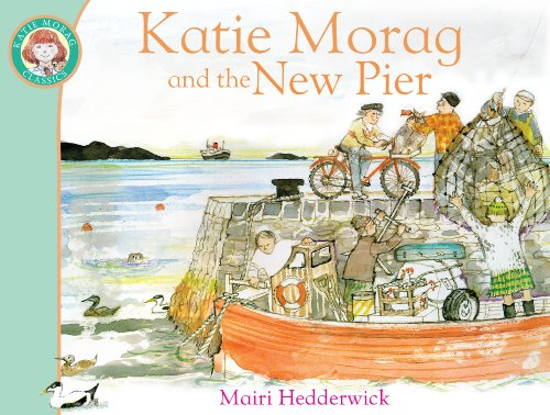 9781849410960: Katie Morag and the New Pier