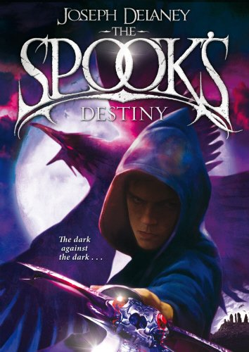 Spook's Destiny (The Wardstone Chronicles) (1849411069) by Delaney, Joseph