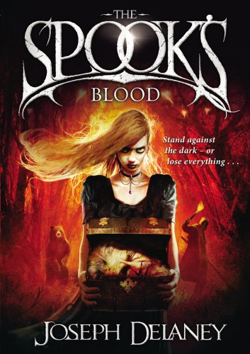 9781849411073: The Spook's Blood: Book 10 (Wardsone Chronicles 10)
