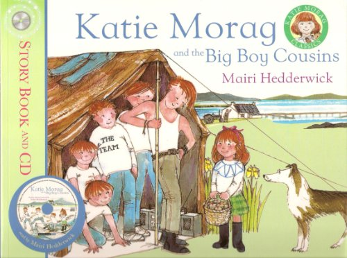 9781849411943: Katie Morag and the Big Boy Cousins (Story Book and CD) (Katie Morag Classics)