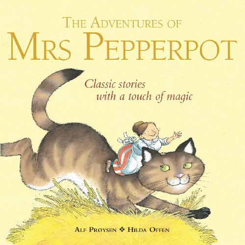 9781849412230: The Adventures of Mrs Pepperpot (Mrs Pepperpot Picture Books)
