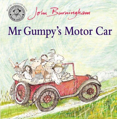 9781849412858: Mr Gumpy's Motor Car: Book and CD