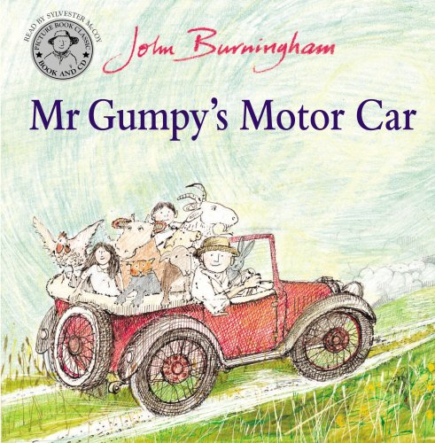 9781849412858: Mr Gumpy's Motor Car