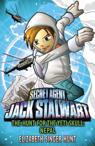 9781849413060: Jack Stalwart: The Hunt for the Yeti Skull: Nepal: Book 13