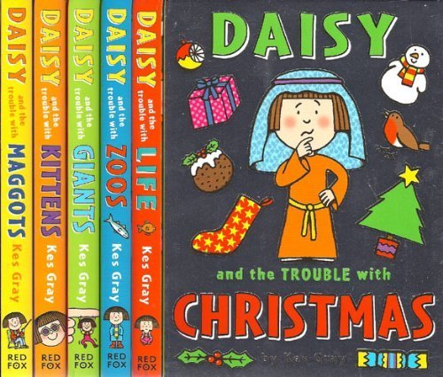 Daisy and the Trouble Collection Pack Kes