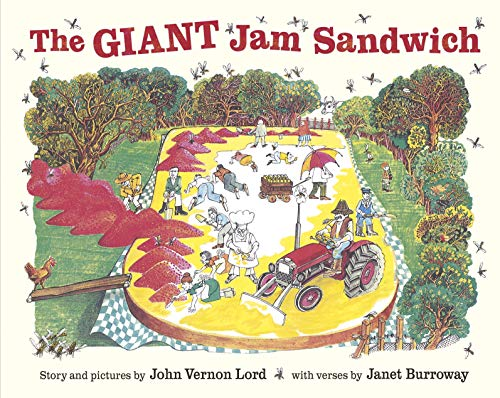 9781849413442: The Giant Jam Sandwich