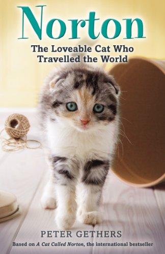 9781849413879: Norton, the Loveable Cat Who Travelled the World