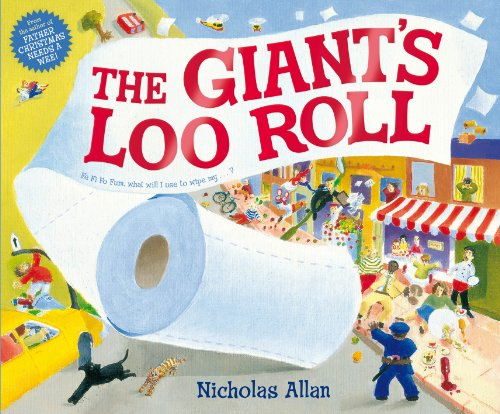 9781849415026: The Giant's Loo Roll