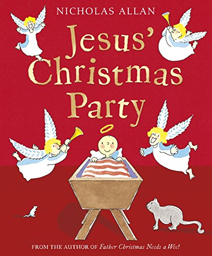 9781849415262: Jesus' Christmas Party