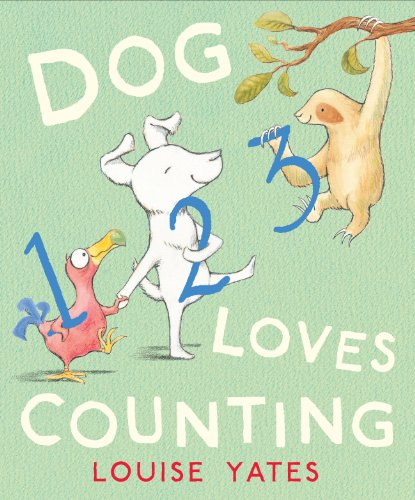 9781849415484: Dog Loves Counting