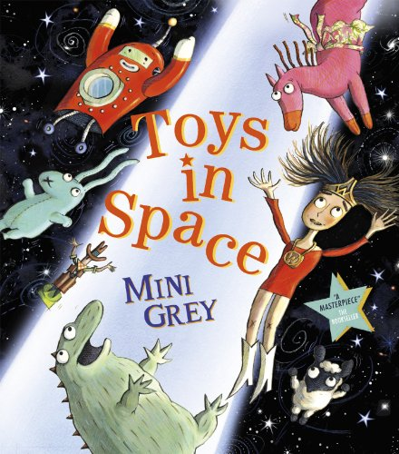 9781849415613: Toys in Space