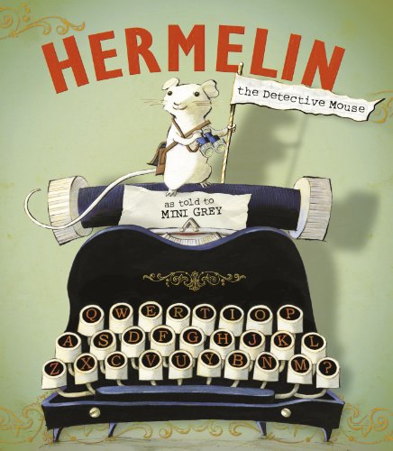9781849415620: Hermelin: The Detective Mouse