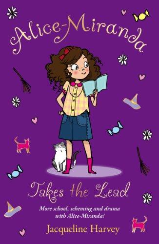 9781849416313: Alice-Miranda Takes the Lead